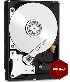 "WD Red 6TB 3.5"" SATA 6Gb/s Internal Hard Drive"