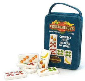 Bananagrams Fruitominoes