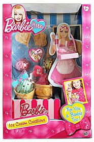 Barbie & Me Dollicious Ice-Cream Dreams