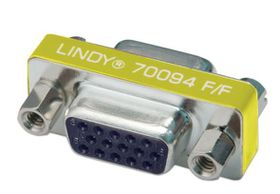 Lindy HD15 Female to HD15 Female Adapter