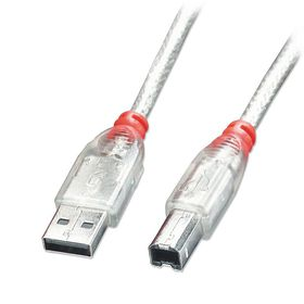 Lindy USB 2.0 Cable Type A to B - 5m