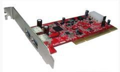 Lindy 2 Port USB3.0 Adapter Card - PCI