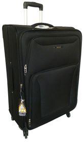 Tosca Wave 70cm Spinner Trolley Case - Black