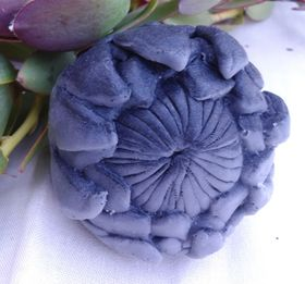 Rose en Bos Charcoal Protea Soap - 100g