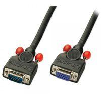 Lindy SVGA Male-Female Cable No Ferrite - 2M