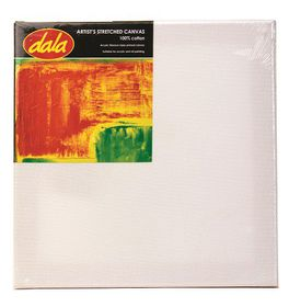 Dala Artist's Stretch Canvas - 15cm x 15cm