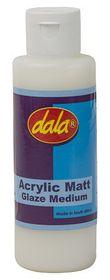 Dala Acrylic Matt Glaze - 250ml