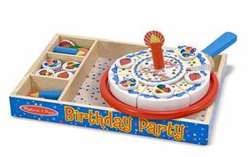 Melissa & Doug Birthday Party