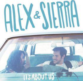 Alex & Sierra - It's About Us (CD)