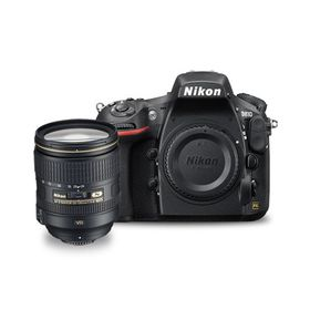 Nikon D750 DSLR with 24-120mm f/4G ED VR Lens