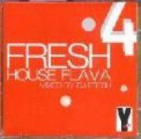 Fresh House Flava - Vol.4 - Various Artists (CD)
