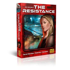 The Resistance - Board Game