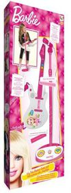 Barbie Electric Rock Guitar with Microphone