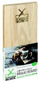 My Butchers Block - 2 Pack Braai Board - Maple