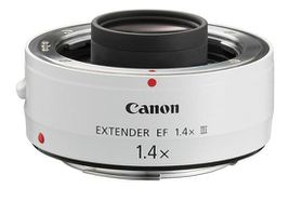 Canon Extender EF 1.4 X Mk III