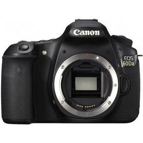Canon 60D Astrophotography DSLR Body Only