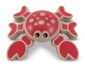 Melissa & Doug Twisting Crab
