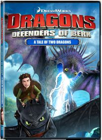 Dragon Riders: Defenders Of Berk Volume 3 (DVD)