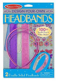 Melissa & Doug Headbands - Design Your Own