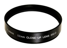 Canon 52mm Close Up Lens 250D