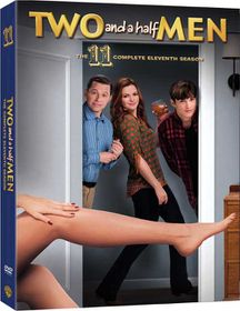 Two & a Half Men Season 11 (DVD)