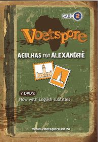 Voetspore 7 Agulhas tot Alexandrie  (DVD)