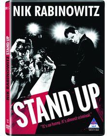 Nik Rabinowitz: Stand Up (DVD)