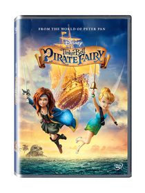 Disney's The Pirate Fairy (DVD)