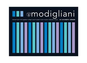 Art Board A4 Modigliani Pad - 20 Sheets