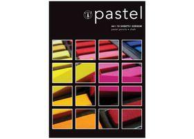 Art Board A4 Pastel Pad - 15 Sheets