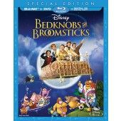 Bedknobs and Broomsticks (Region A Import Blu-ray)