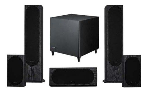 pioneer 5 1 home theater system. pioneer andrew jones 5.1 speaker system 5 1 home theater a