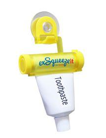 Exsqueezeit Toothpaste Squeezer - Yellow
