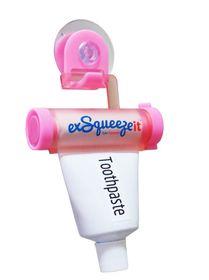 Exsqueezeit Toothpaste Squeezer - Pink