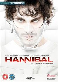 Hannibal: The Complete Season Two (Import DVD)