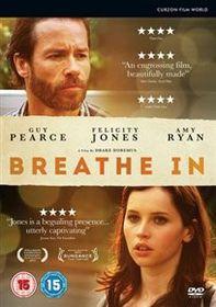 Breathe In (Import DVD)