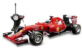 Maisto Remote Control 1:24 Ferrari F14T Formula 1 - Red