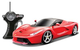 Maisto Remote Control 1/14 Ferrari LaFerrari Ready To Run