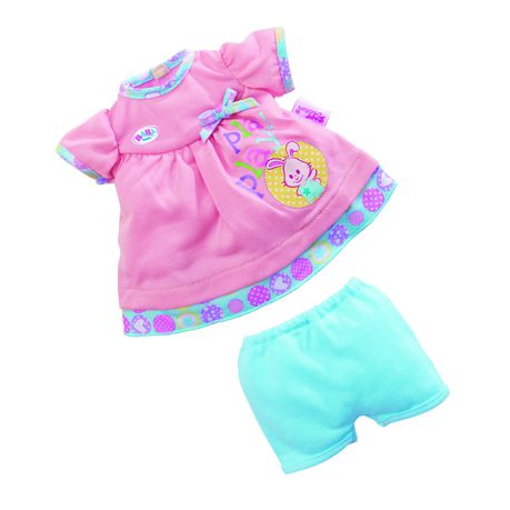 33626e153 Baby Born My Little Baby Born Dress Collection - Pink (Play Play ...