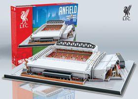 Anfield Stadium 3D Puzzle 165pcs (Liverpool)