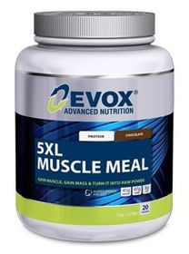 Evox 5Xl Muscle Meal - Vanilla 1kg