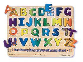 Melissa & Doug Alphabet - 26 Piece
