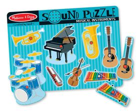 Melissa & Doug Musical Instruments - 8 Piece