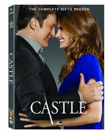 Castle Season 6 (DVD)