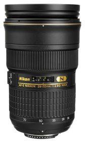 Nikon 24-70MM F2.8G AF-S ED Lens