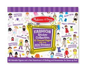 Melissa & Doug Sticker Collection - Fashion