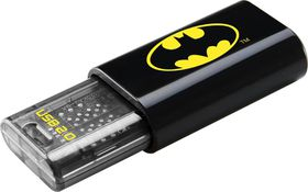 Emtec C600 2D Batman USB 2.0 Flash Drive - 8GB