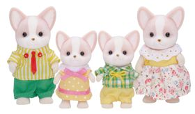 Sylvanian Family Chihuahua Dog Family