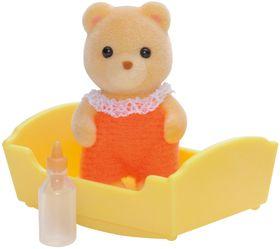 Sylvanian Family Bear Baby