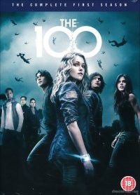 The 100: Season 1 (Import DVD)